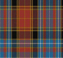 02312 Dalrymple of Castleton Artefact Tartan Fabric Print Iphone Case by Detnecs2013