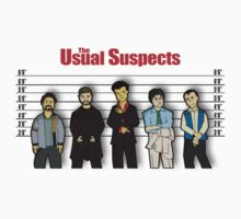 Usual Suspects by TheDorkKnight