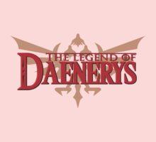 Legend of Daenerys Kids Clothes