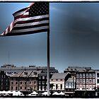 French Quarter Patriot by Cyn Piromalli