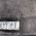 Royal Street by Cyn Piromalli