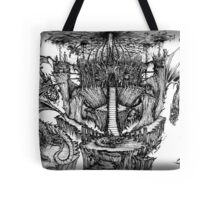 Dragon Kingdom Tote Bag
