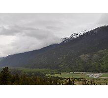Dyea Valley Photographic Print