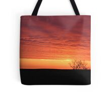 Blazing Plains Tote Bag