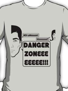 Dangah Zone BLK T-Shirt