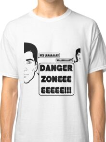 Dangah Zone BLK Classic T-Shirt