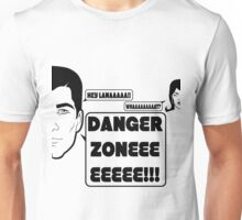 Dangah Zone BLK Unisex T-Shirt