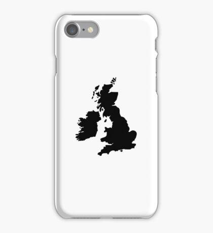 United Kingdom iPhone Case/Skin