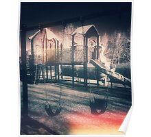 haunted playground Poster