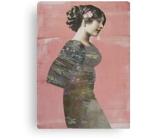 Lady of My Lake Canvas Print