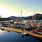 Harbor by kendlesixx