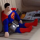 Even Superman Wears Seatbelts by CarolM