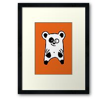 Pocket Bear Framed Print