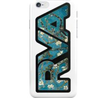 rva - van gogh, branches with almond blossom iPhone Case/Skin