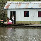 Family Life on the Amazon River by Maggie Hegarty