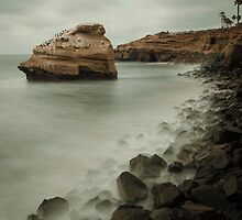 Sunset Cliffs 1 by jswolfphoto
