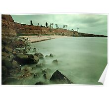Sunset Cliffs 2 Poster