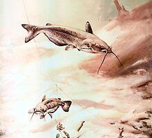Channel Catfish by RokkaRolla