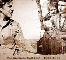 The American Dust Bowl Montage by RokkaRolla