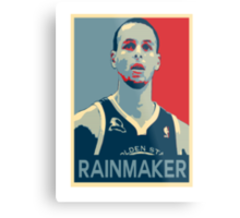 Stephen Curry - Rainmaker Metal Print