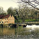 Old Water Mill-Dorset UK by naturelover