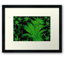 Green Ambition  Framed Print
