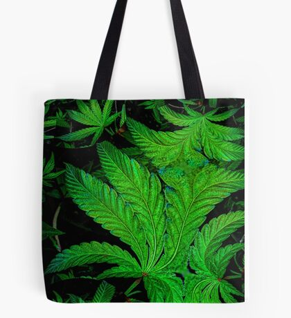 Green Ambition  Tote Bag