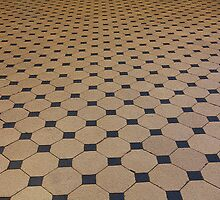 tiled floor by mrivserg