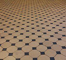 tiled floor by mrivserg