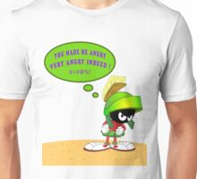 Martin The Martian Angry Unisex T-Shirt