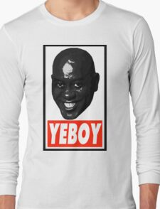 YEBOY Long Sleeve T-Shirt