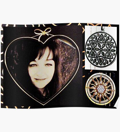 Sweetheart jewellery ❤ Poster