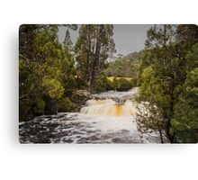 Cascade Falls, Enchanted Walk, Cradle Mountain, Tasmania Canvas Print