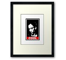 Abed, Cool Framed Print