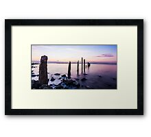 Whitstable Delight Framed Print