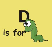 D is for ... Baby Tee