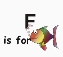 F is for ... by Hallo Wildfang