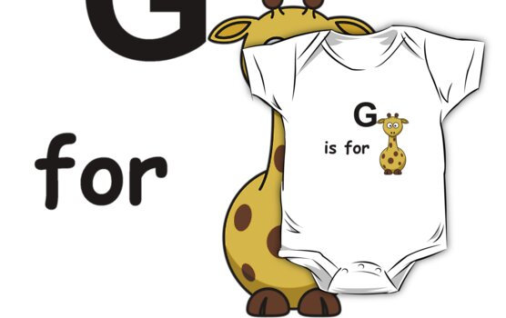 G is for ... by Hallo Wildfang