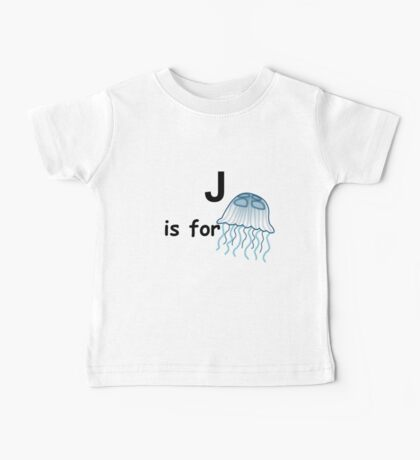 J is for ... Baby Tee