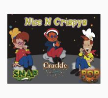 Snap Crackle Pop Time to party by rmcadams