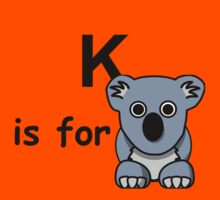 K is for... Kids Clothes