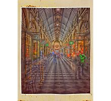 Royal Arcade Melbourne Photographic Print