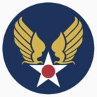 Us army air corps shield by csmarshall