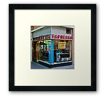 Urban Melbourne VII: Institution  Framed Print