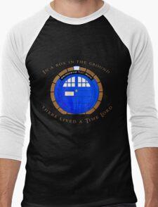 Dr Hobbit Men's Baseball ¾ T-Shirt