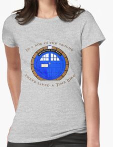Dr Hobbit Womens Fitted T-Shirt