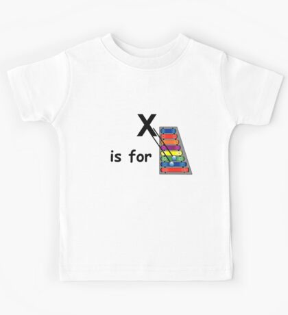 X is for ... Kids Tee