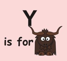 Y is for ... Kids Clothes