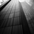 City Tower Black & White. by Nicholas Griffin