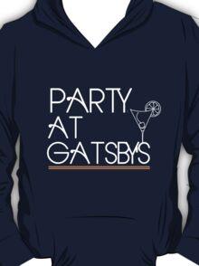 Party at Gatsby's (Dark Shirt) T-Shirt